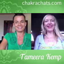 Chakra Chats Tameera Kemp 01