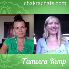Chakra Chats Tameera Kemp 02