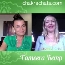 Chakra Chats Tameera Kemp 04